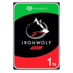 Disco Rígido Seagate IronWolf 1TB - 3.5´ 64MB (ST1000VN002)