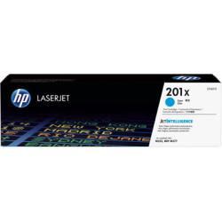 Toner HP LaserJet Original 201X Azul (CF401X)
