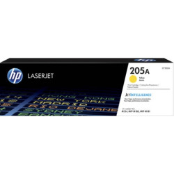 Toner HP LaserJet Original 205A Amarelo (CF532A)