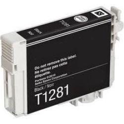 Tinteiro Epson Compatível T1281 - Preto   - ONBIT