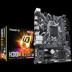 Motherboard Gigabyte H310M A - sk 1151