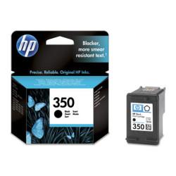 Tinteiro HP 350 Original Preto (CB335EE)   - ONBIT