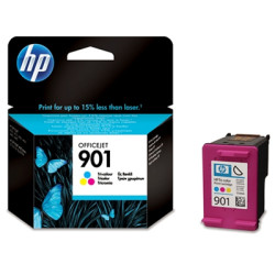Tinteiro HP 901 Original Tricolor (CC656AE)   - ONBIT