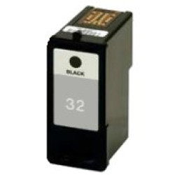 Tinteiro Lexmark Compatível nº 32 Preto   - ONBIT