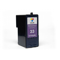 Tinteiro Lexmark Compatível nº 33 Cor   - ONBIT