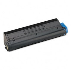 Toner Oki Compatível B4400 / B4600 Preto (43502301)   - ONBIT