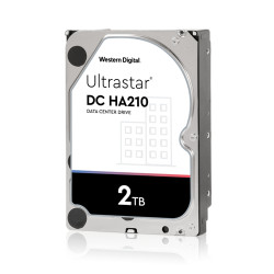 Disco Rígido Western Digital UltraStar DC HA210 2TB 3.5´ 128MB