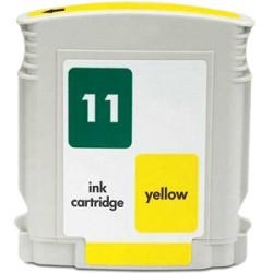 Tinteiro HP 11 Compatível (C4838A) amarelo   - ONBIT