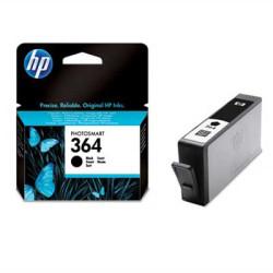 Tinteiro HP 364 Original Preto (CB316EE)   - ONBIT