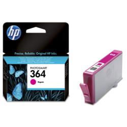 Tinteiro HP 364 Original Magenta (CB319EE)   - ONBIT