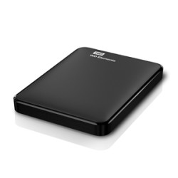 Western Digital Elements 1TB - 2.5´ USB 3.0  WDBUZG0010BBK-05 - ONBIT