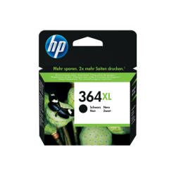 Tinteiro HP 364 XL Original Preto (CN684EE)