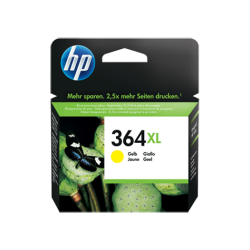 Tinteiro HP 364 XL Original Amarelo (CB325EE)