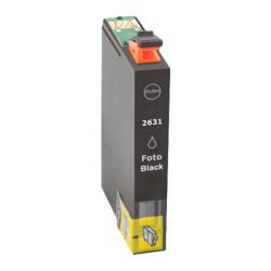 Tinteiro Compatível Epson 26 XL, T2631 preto   - ONBIT