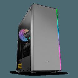 Caixa ATX Nox Infinity Omega RGB com Janela