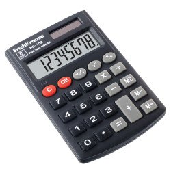 Calculadora electrónica 8 dígitos PC-102 ErichKrause  EK 37072 - ONBIT