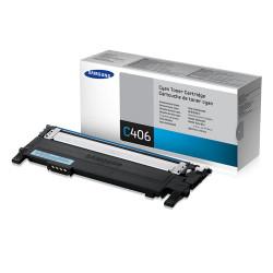 Toner Samsung Original CLT-C406S Azul (CLT-C406S/ELS)