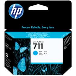 Tinteiro HP 711 Azul Original (CZ130A)