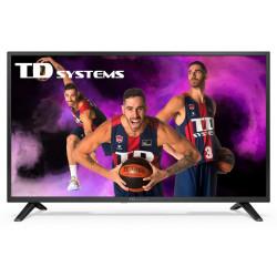 "Televisão TD Systems K40DLJ12F 39.5"" LED FHD"