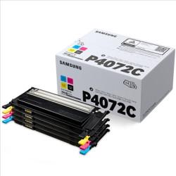 Conjunto 4 Toners Samsung Originais CLT-P4072C