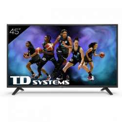"Televisão TD Systems K45DLJ12US SmartTV 45"" 4K UHD Android"