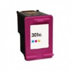 Tinteiro HP Reciclado 301 XL Cores V3 (CH564EE)   - ONBIT