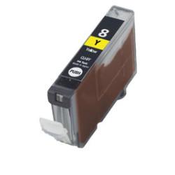 Tinteiro Canon Compatível CLI-8Y Amarelo   - ONBIT
