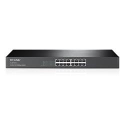 TP-Link Switch de Montagem em Rack de 16-Portas 10/100Mbps TL-SF1016  TL-SF1016 - ONBIT