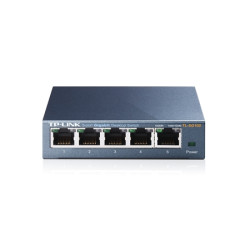 TP-Link Switch Gigabit Desktop de 5 portas 10/100/1000Mbp TL-SG105  1730502047 - ONBIT