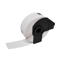 Etiquetas Compativeis Brother DK11201 29mm x 90mm pré-cortadas de direção standard Papel térmico