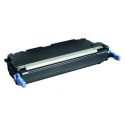 Toner HP 501A Compatível Q6470A preto
