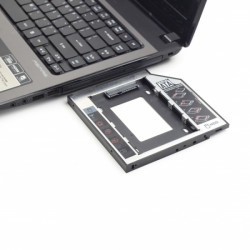 "Adaptador HDD/SSD Caddy 2,5"" para Drive Portatil 9.5 mm NanoCable"
