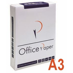 Office Paper Resma Papel A3 80g/m² (500 folhas)   - ONBIT