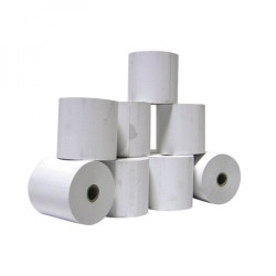 Rolos de papel 4Office normal 75x70x11 - Pack 10   - ONBIT