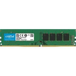 Memoria Crucial 4GB DDR4 2666MHz CL17 1.2V