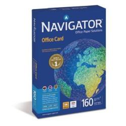 Navigator Papel Navigator Office Card A4 160g (250 Folhas)   - ONBIT