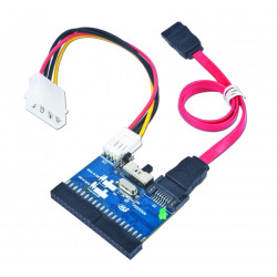 Conversor Gembird IDE para SATA  SATA-IDE-2 - ONBIT