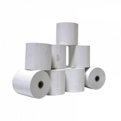 Rolos de papel 4Office normal 44x40x11 - Pack 10