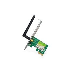TP-Link Adaptador PCI Express Wireless 150Mbps TL-WN781ND  152502084 - ONBIT