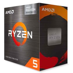 Processador AMD Ryzen 5 5600G 6-Core 3.9GHz c/ Turbo 4.4GHz 19MB Skt AM4