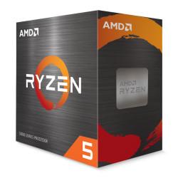 Processador AMD Ryzen 5 5600X 6-Core 3.7GHz c/ Turbo 4.6GHz 35MB Skt AM4