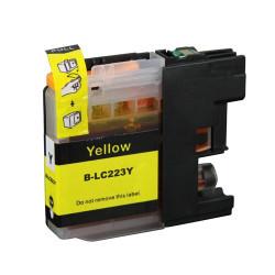 Tinteiro Brother Compatível LC221 / LC223 XL (V2) Amarelo   - ONBIT
