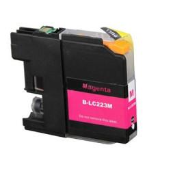 Tinteiro Brother Compatível LC221 / LC223 XL (V2) Magenta   - ONBIT