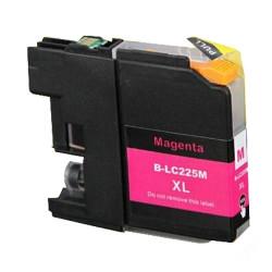 Tinteiro Brother Compatível LC225 XL (V2) Magenta   - ONBIT