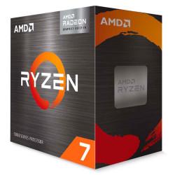 Processador AMD Ryzen 7 5700G 8-Core 3.8GHz c/ Turbo 4.6GHz 20MB Skt AM4