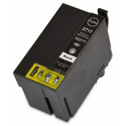 Tinteiro Compatível Epson 27 XL T2711 Preto  C13T27114010 - ONBIT
