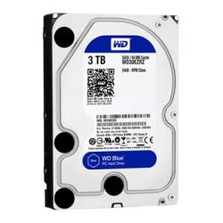 Disco Rígido Western Digital Blue 3TB 3.5´ (WD30EZRZ)  WD30EZRZ-00Z5HB0 - ONBIT