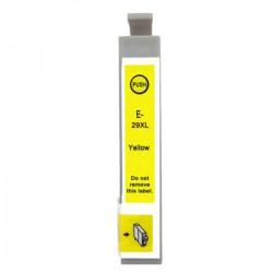 Tinteiro Compatível Epson 29 XL Amarelo, T2994 / T2984  C13T29944010 - ONBIT