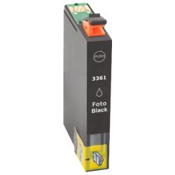 Tinteiro Compatível Epson 33 XL Preto, T3361  C13T33614010 - ONBIT