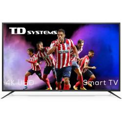 "Televisão TD Systems K58DLJ12US SmartTV 58"" 4K UHD Android"